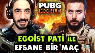 BOOTCAMP HATIRASI w/ EGOİST PATİ - PUBG Mobile