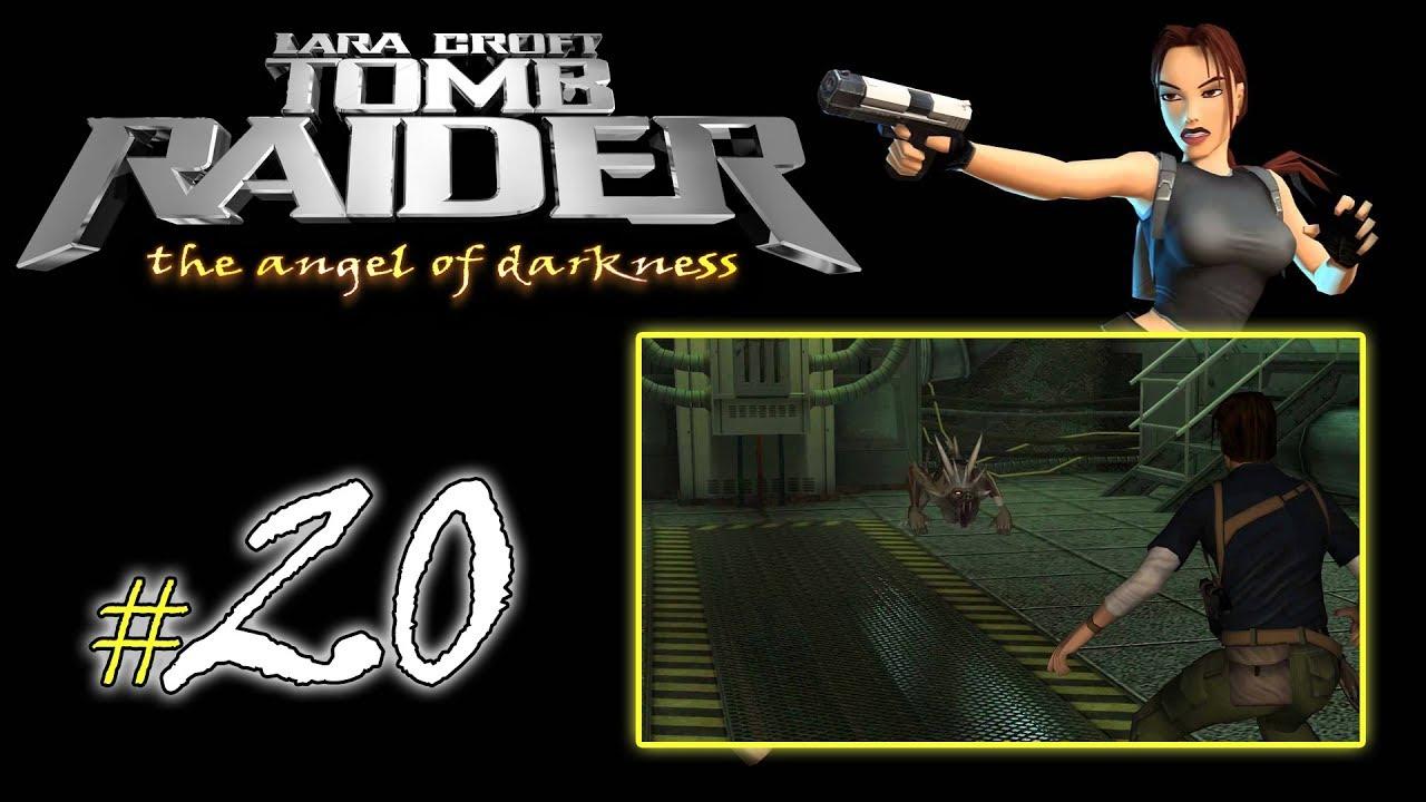 "Let's Play: Tomb Raider VI: AoD odc. 20 – ""Błędy i ząbki Proto"""