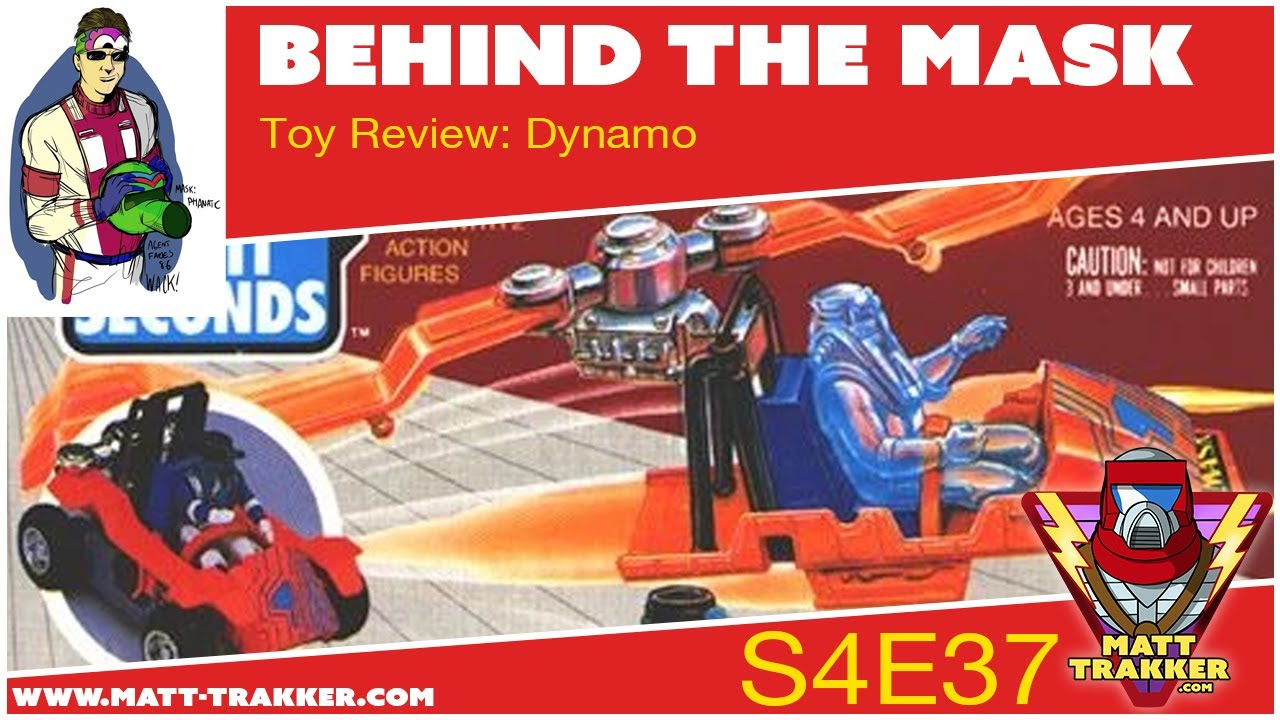 Toy Review: Dynamo - S4E37