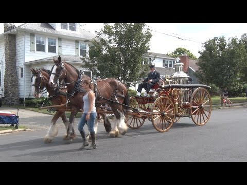 2016 Boonton,NJ Fire Department Annual Labor Day Parade  9/3/16
