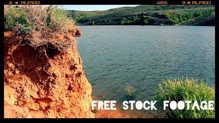 'LAKESIDE LANDSCAPE' Free Stock Footage