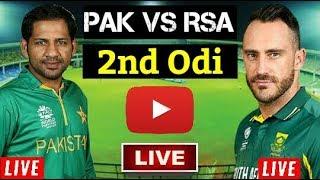 Pakistan Vs South Africa Live 2nd Odi Match 2019 | Pak Vs Rsa Live Streaming | Jalil Sports