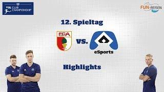HSVeSports | Die Highlights des 12. Spieltags der VBL