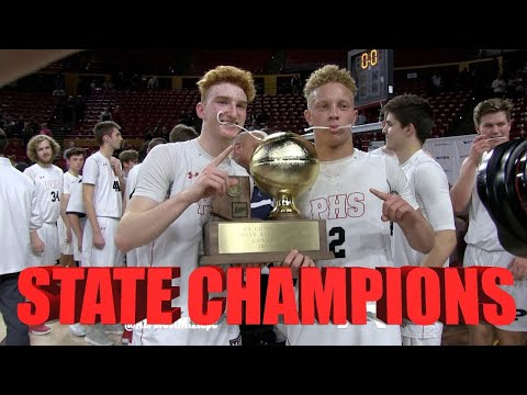 Nico Mannion & Pinnacle Completely DOMINATE Mountain Pointe in State Championship