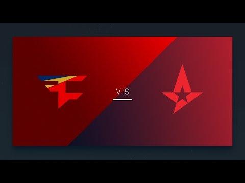 CS:GO - FaZe vs. Astralis [Inferno] Map 1 - EU Matchday 1 - ESL Pro League Season 7