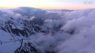 6月3日午後3時ごろ、富山県立山町の山中に4人乗りの小型機が墜落し...