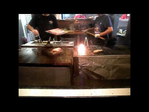 TEXAS ROADHOUSE MEAT ON THE GRILL ! STEAK & CHICKEN !