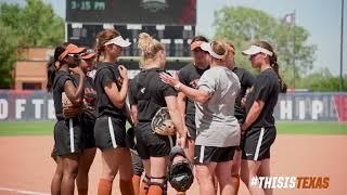 Texas Softball's Practice/Media Day at the Big 12 Championship