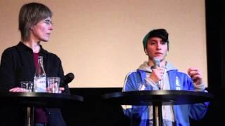 Panelsamtal efter visning av Speciesism: The Movie