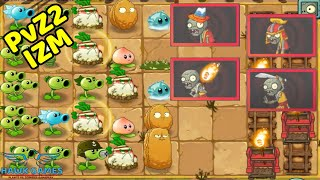"Plants vs Zombies 2 IZM (I, Zombie Edition) ""Last Stand"" Day 5 PvZ2"