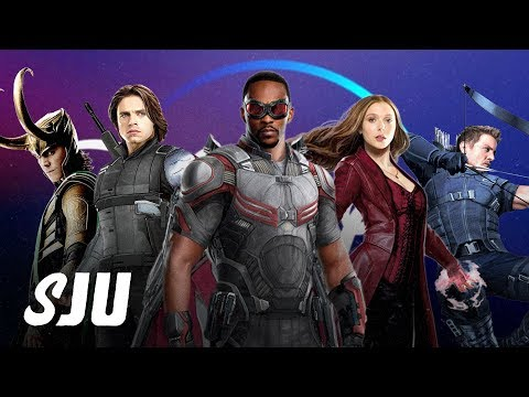 How Will Disney+ Marvel Shows Fit Into the MCU? | SJU