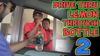 Drive Thru Lemon Through Bottle 2