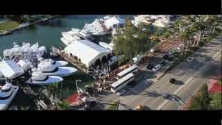 Zeelander Yachts at Miami International Boat Show 2013
