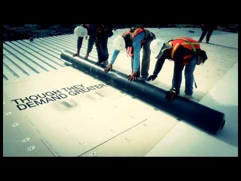 USG Securock Roof Boards promo video