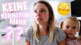 Ich setze die Pille ab ?! ...will ich noch ein Kind? | #vlog