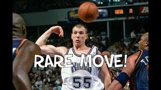 "NBA ""RARE\"" Moves Part 1"