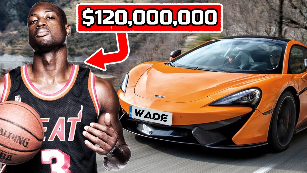 11 Expensive Things Owned By NBA Star Dwyane Wade