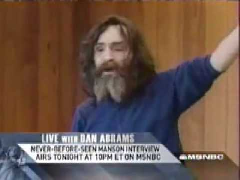 Charles Manson Interview (Sings)