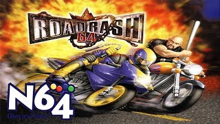 Road Rash 64 - Nintendo 64 Review - HD