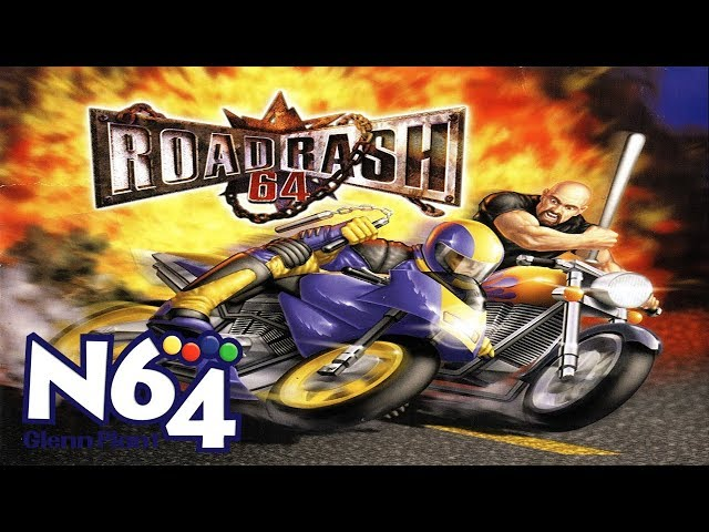 Road Rash 64 - Nintendo 64 Review - HD