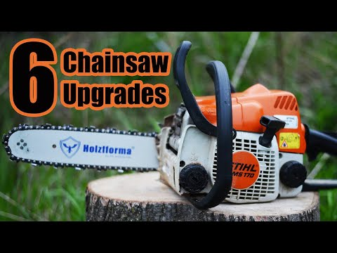 Easy Upgrades for your Stihl MS170