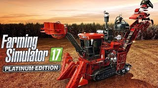 [PC-FS17] Gamescom 2017: Farming Simulator 17 Platinum Edition DLC - Game scenes!