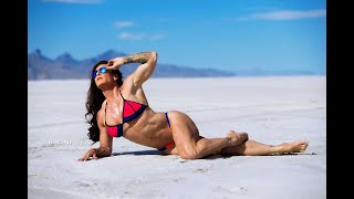 Lisa Marie Sanders IFBB PRO Womens Physique