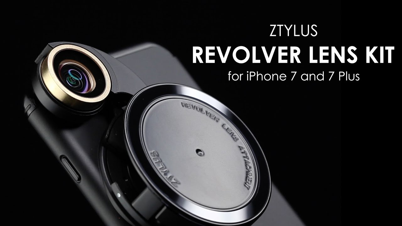 size 40 3d608 3d9fd Ztylus Revolver Kit for iPhone 7 and 7 Plus