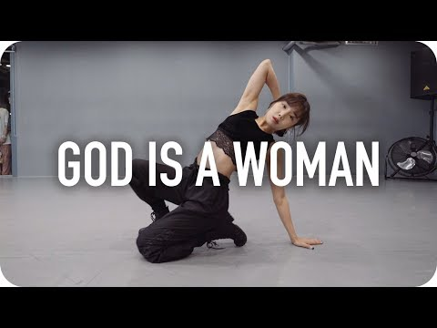 God Is A Woman - Ariana Grande / May J Lee Choreography