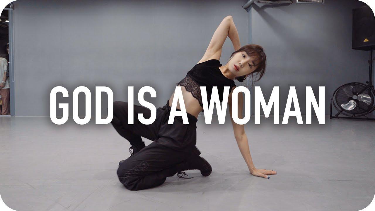 God is a woman - Ariana Grande / May J Lee Choreography