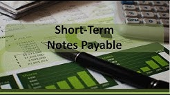 Current Liabilities: Notes Payable