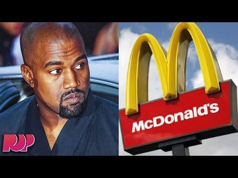 Kanye West McDonalds Conspiracy Poem Discovered