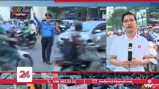 Hà Nội bố trí 62 chốt giải tỏa ùn tắc giao thông   VTV24