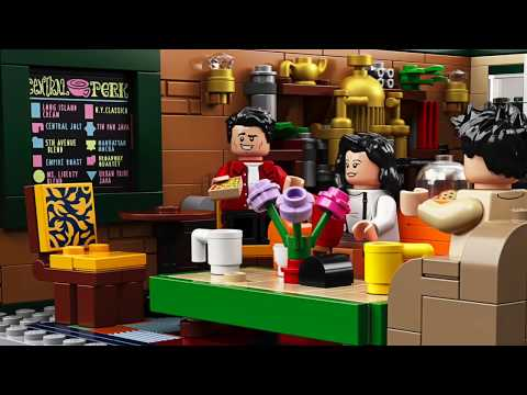 Lee Phillips - APPARENTLY THERE IS A FRIENDS LEGO SET COMING IN SEPTEMBER!
