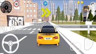 Direksiyonlu Araba Oyunları #2 || Driving School 3D || Sürüş Okulu 3D || En iyi Android Oyunları screenshot 5
