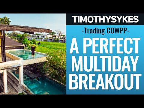 Trading COWPP – A Perfect Multi-Day Breakout