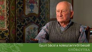gyuri bácsi tyúkhúr teakeverék)