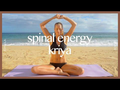 Kundalini Yoga Set: Spinal Energy Series for Flexibility & Lower Back Pain | KIMILLA