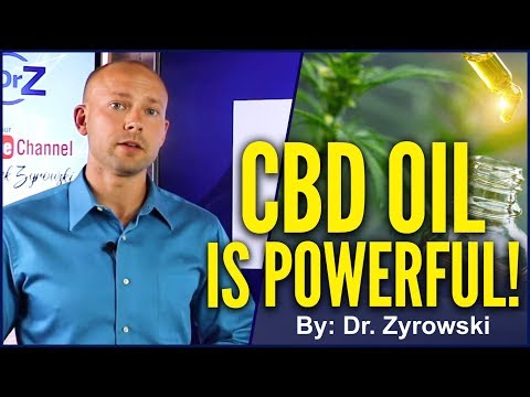 The BENEFITS Of CBD Oil For ANXIETY & DEPRESSION  | Dr. Nick Z.