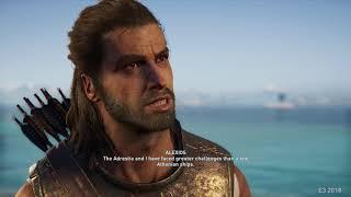 『Assassin's Creed: Odyssey』先行ゲームプレイ【E3 2018】