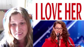 MANDY HARVEY - AMERICA 'S GOT TALENT | REACTION