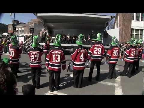 Tarrytown & Sleepy Hollow, St. Patrick Day Parade, clip 1