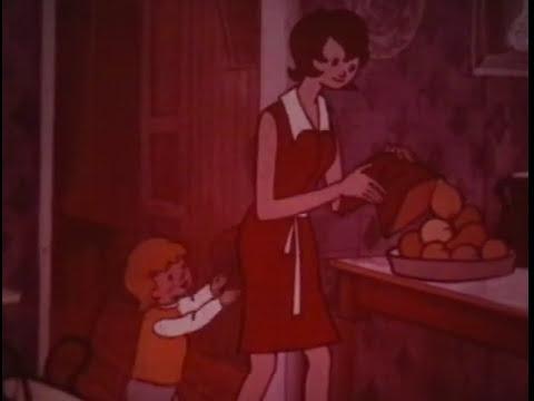 Поучительный мультфильм для детей: Здоровье начинается дома