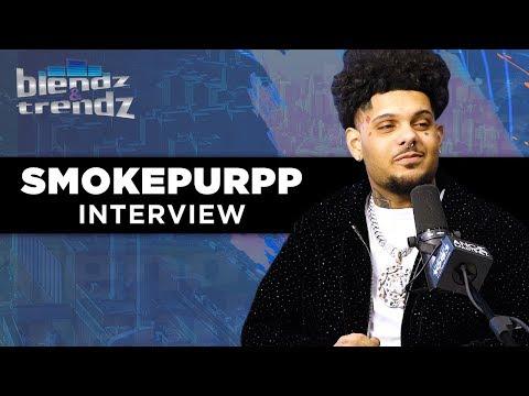 Blendz And Trendz - Smokepurpp Talks Working With Lil Skies, 'Deadstar 2' Tracklist + More