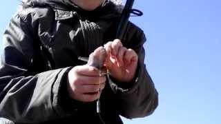 Рыбалка на Азовском море ,Мариуполь.(26 марта 2014 г., 2014-03-27T22:57:36.000Z)