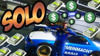 **EASYYYY**SOLO MONEY GLITCH*SUPER EASY*MAKE MILLIONS*FAST MONEY*CAR DUPLICATION GLITCH*GTA 5 ONLINE