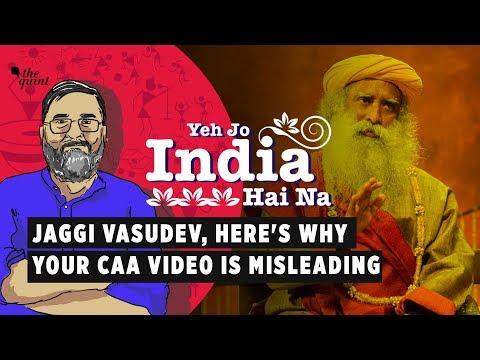 sadhguru-jaggi-vasudev's-video-on-caa-unfairly-targets-protesters-|-the-quint