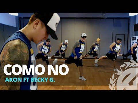 COMO NO by Akon ft Becky G. | Zumba | Latin Pop | TML Crew Kramer Pastrana