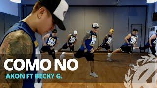 Download COMO NO by Akon ft Becky G. | Zumba | Latin Pop | TML Crew Kramer Pastrana Mp3 and Videos
