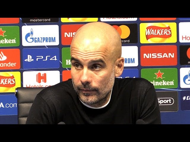 Man City 4-3 Tottenham (Agg 4-4) - Pep Guardiola Post Match Press Conference - Champions League
